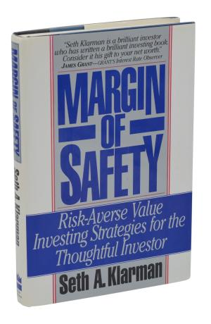 Image result for 'Margin of Safety' by Seth Klarman